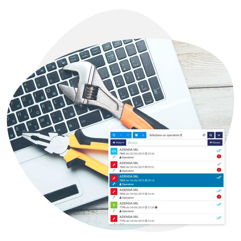 Scoognizzo CRM - Assistenza e Manutenzione